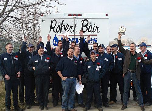 Robert Bair Staff